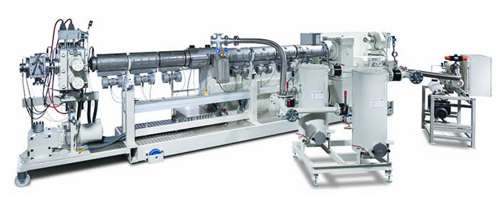 STARextruder: extrusión de PET para la fabricación de lámina para termoformado destinada a alimentos