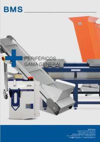BMS, catálogo de periféricos, periféricos para plásticos