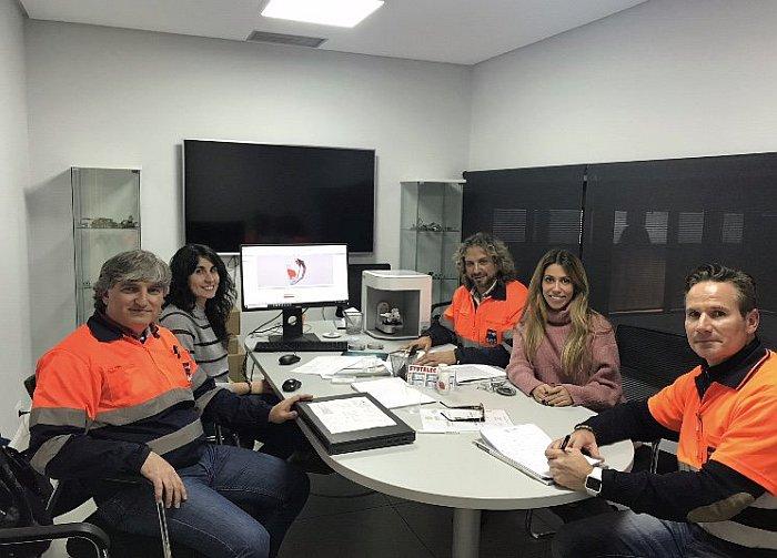 Industrias Ges confía en Sariki