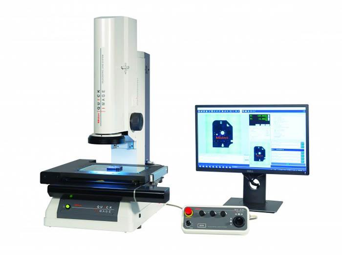 Mitutoyo presenta nuevos sistemas de medición por visión 2D QI-C