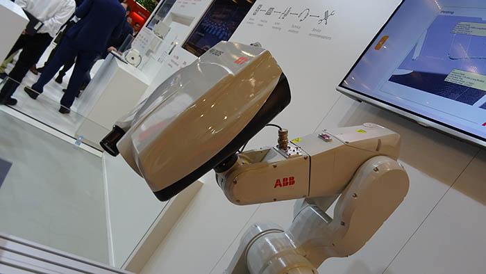 ABB, advanced factories 2018, novedades, abb ability, metrología, escáner, automatización, conectividad, industria, producción