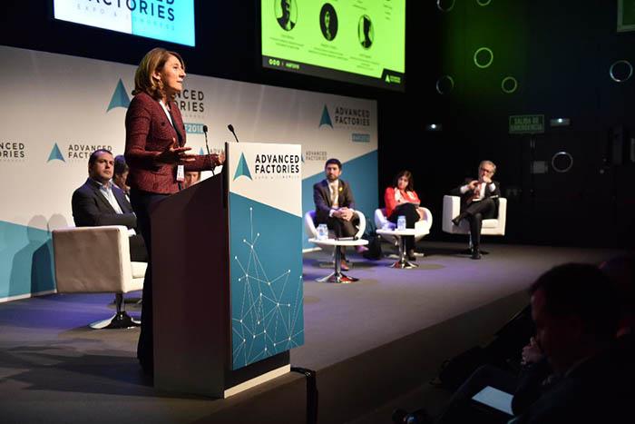 Advanced Factories 2018 pone de manifiesto la necesidad de la revolución digital para el futuro de la industria