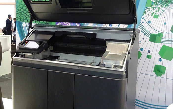 Jaume Homs, impresora 3d, HP Jet Fusion, 350, 380, piezas finales a color, Advanced Factories