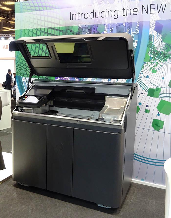 HP presenta en España sus nuevas impresoras Jet Fusion 300/500