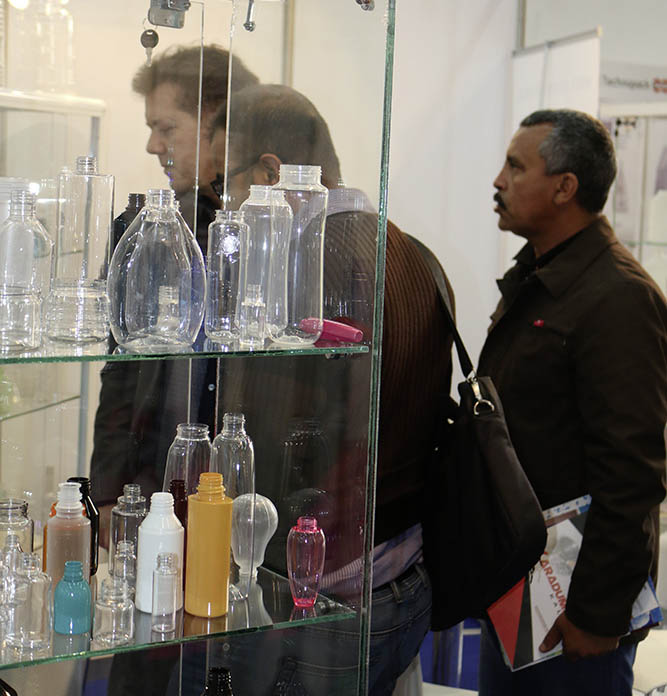plast alger, printpack alger, ferias, norte de áfrica, argelia, envases, packaging, plásticos, expositores
