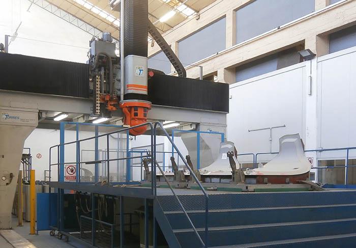Monofilamento para impresión 3D con fibra de carbono reciclada