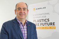 Sergio Giménez, AIMPLAS, seminario, plastics are future, valencia, plásticos, innovación en plásticos, innovar con plasticos, nuevos materiales plásticos