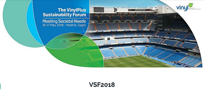 La industria mundial del PVC se dará cita en Madrid a mediados de mayo