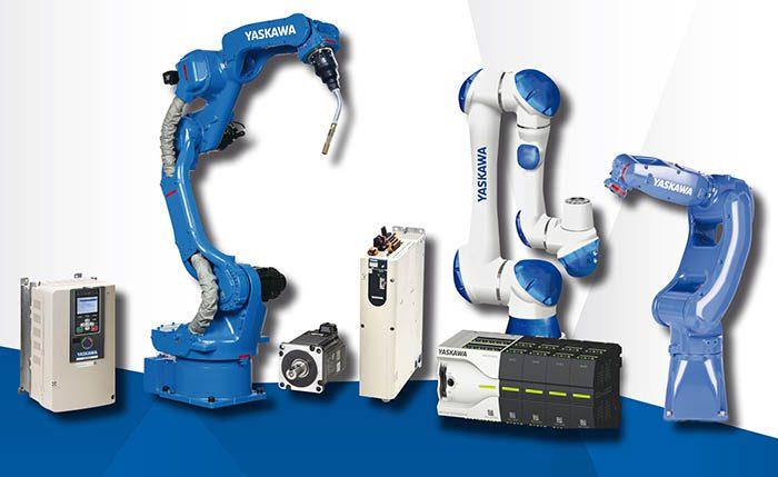 Yaskawa, novedades, Advanced Factories 2018, robots, HC10, cobots, serie gp, motoman, programación guiada, robot. robótica
