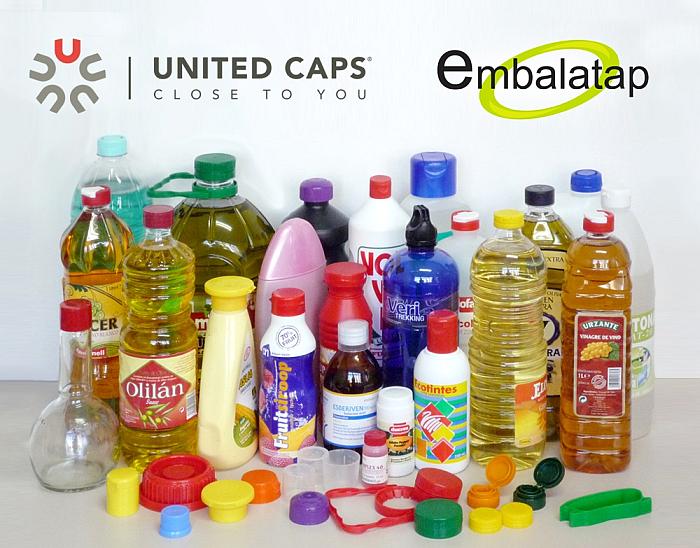 United Caps adquiere la empresa Embalatap