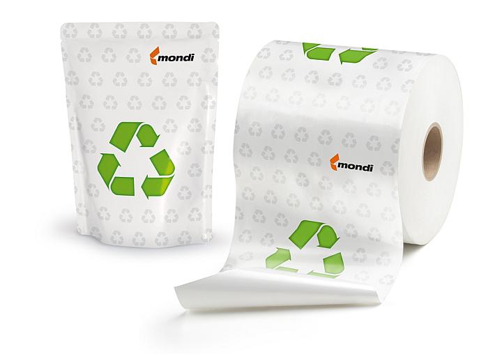 Mondi, envase barrera de plástico reciclable, plastics recycling awards 2018