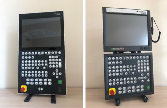 Las inyectoras Sumitomo (SHI) Demag tienen nuevos simuladores de mando NC5