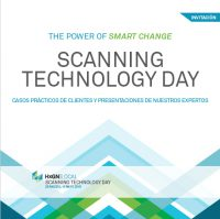 Hexagon Metrology, Hexagon Manufacturing Intelligence, medición, escaneo, Zaragoza, scanning Day, leica absolute tracker, romer absolute arm, escáner aicon, Grupo UB, HxGN
