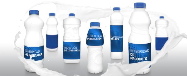 Sidel, por el envasado de leche en botellas de PET