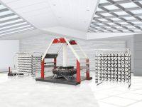 Starlinger, maquinaria para plásticos, reciclado de PET, tejedoras de sacos, Chinaplas 2018, feria chinaplas, puertas abiertas