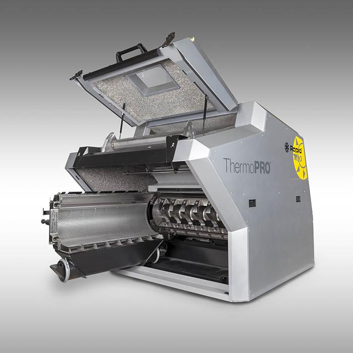 Nuevos molinos ThermoPRO de Rapid Granulator