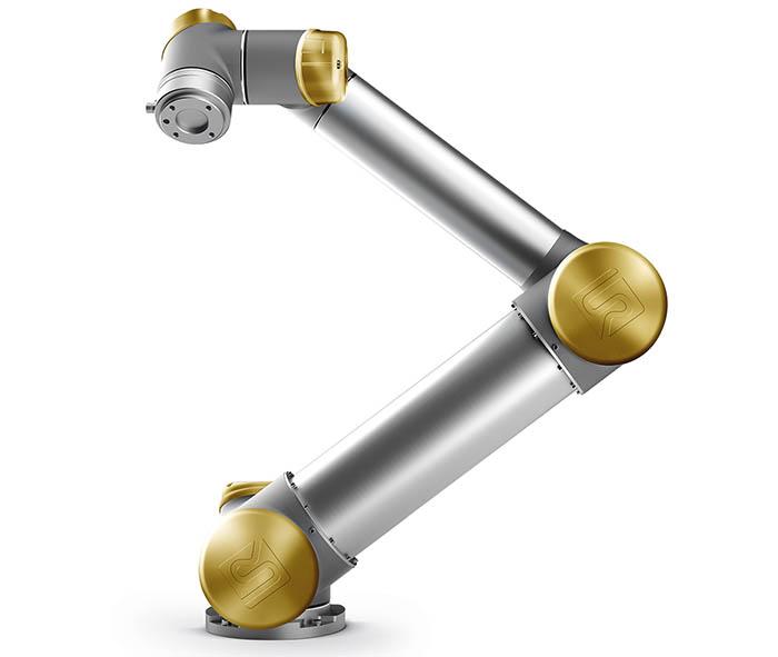 """Universal Robots premiará con un modelo """"de oro"""" su unidad vendida número 25.000"""