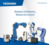 robot, packaging, Yaskawa, Hispack, 2018, motoman HC10, robot colaborativo, Drives, motion, control, terminales HMI, cloudpanel, smartpanel, air gripper