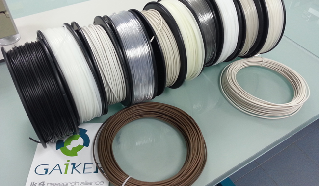 Gaiker-IK4 estará en la feria ADDIT3D