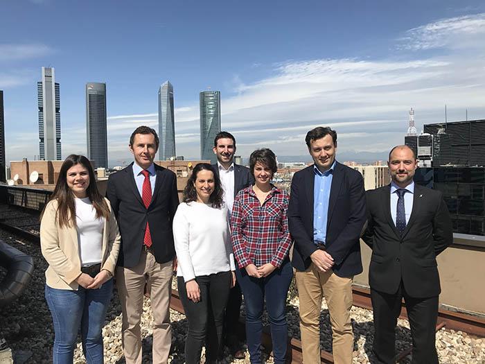 Krones Ibérica abre una oficina en Madrid