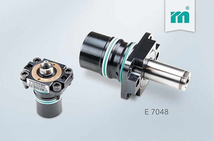 Cilindro de montaje con brida, E 7048 de Meusburger