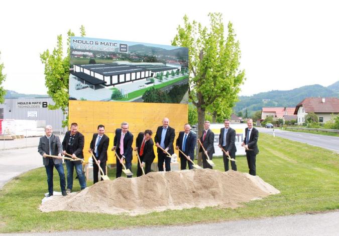 Mould & Matic comienza la ampliación de su sede de Micheldorf