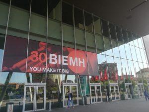 BIEMH 2018, bilbao, fabricación aditiva, visitantes, cifras finales, éxito, resumen, feria de bilbao, maquinaria, industria 4.0
