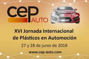 superficie funcionales en plástico, jornada CEP auto 2018, plásticos en Automoción, ficosa, mesa redonda, centro español de plásticos
