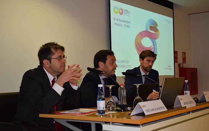 ChemPlastExpo, feria química y del plástico, digitalización, industria 4.0, presentación valencia, sector valenciano del plástico, industria química valenciana