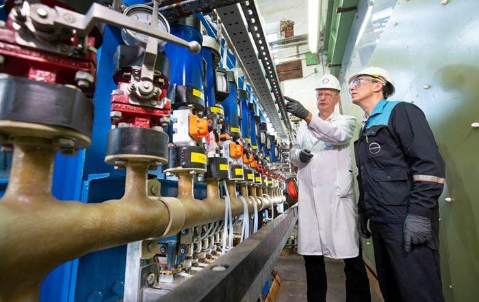 tecnología ODC, Covestro, planta de cloro tarragona, tecnología sostenible, cátodo despolarizado con oxígeno, cloro, polímeros, precursor MDI, espuma rígida
