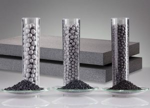 neopor, styropor, poliestireno expandido, eps con grafito, poliestireno expandido gris, aislamiento, placas de aislamiento, construcción, basf