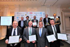 premios a los mejores productores europeos de polímeros 2018, alianza europea de polímeros, european polymers alliance, repsol, borealis, vynova, elix polymers, votaciones, premios, polymer producers awards
