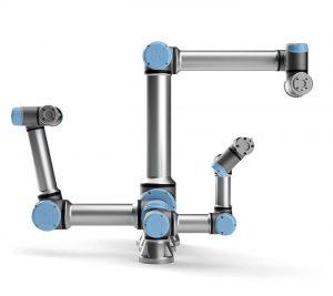 universal robots, cobot, e-series, automatica, robot colaborativo, robótica industrial, automatización, facilidad de uso