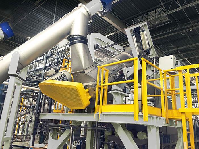 Amut, en la primera planta italiana para el reciclado de policompuesto de polietileno y aluminio (POAL)