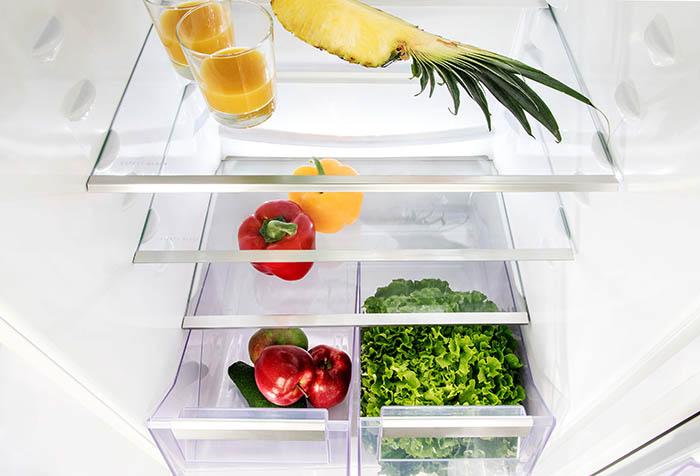 electrolux, bioplastico, frigorífico de bioplástico, sostenibilidad, electrodomésticos, electrodomésticos eficientes, electrodomésticos sostenibles