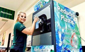 morrisons, reciclado de plásticos, reciclado de botellas de pet, volvo, concienciación medioambiental, residuos plásticos, adidas, productos con plásticos reciclados, rpet