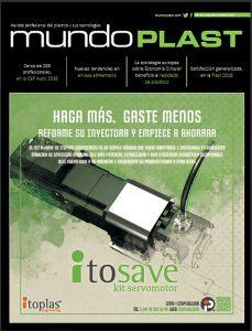 revista mundoplast 54, mundoplast 54, itoplas, revista del plástico, mundoplast, reciclado de plásticos, envase alimentario, feria plast 2018, plastics