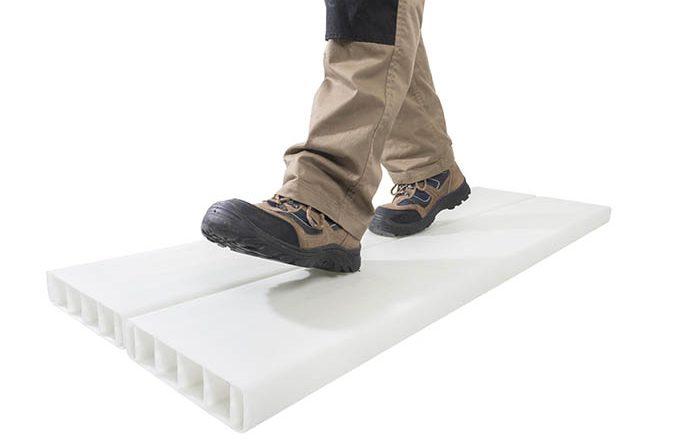 Sabick, stadeck, panel para construcción, termoplástico, ligereza, resistencia, fortaleza, obras, aplicaciones de construcción, paneles, plástico