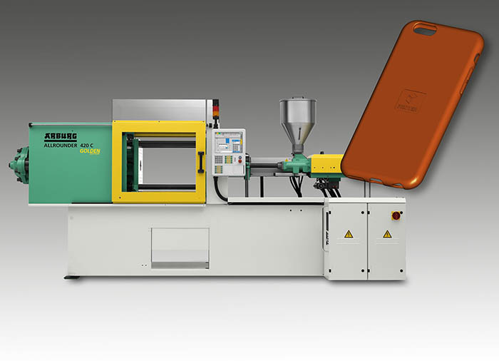 Arburg, Allrounder, Golden Edition, silicona líquida, inyección, LSR, plásticos, Arburg