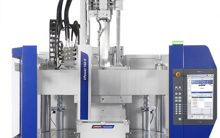 wittmann battenfeld, inyectora vertical, Fakuma, inyección de plásticos, industria 4.0, grupo Wittmann, Wittmann Group, wittmann Battenfeld