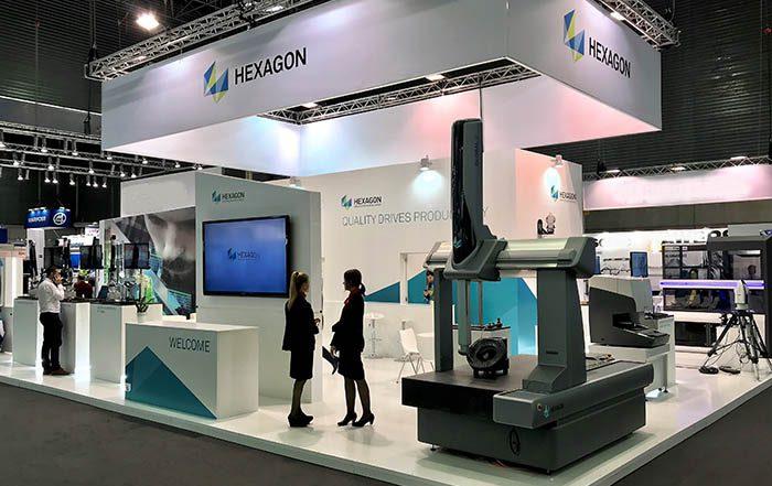 Hexagon, Hexagon MI, medición, laser, escaner, vero software, MetalMadrid