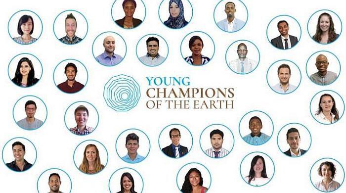 young champions of the earth, mundoplast, plástico, economía circular, medio ambiente, ideas, concurso, naciones unidas