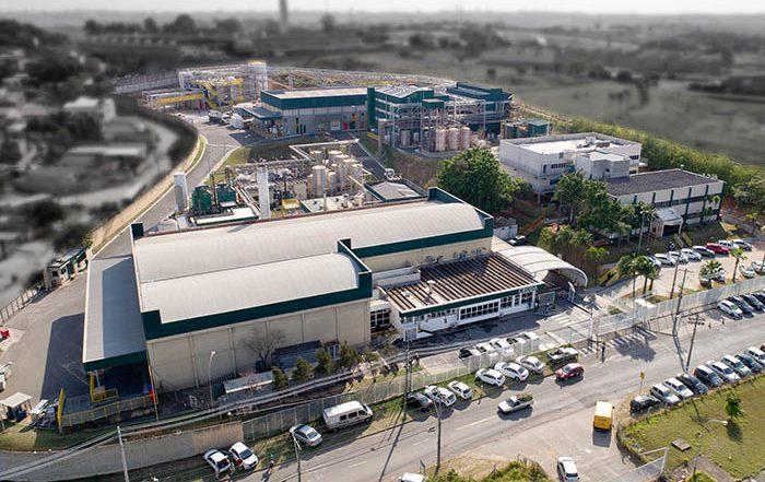 Croda do brasil, croda, especialidades químicas, quimica, planta de polimeros, fábrica, centro de innovación, campinas