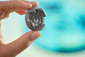 Hp Metal Jet, impresión 3D, metal, metales, volkswagen, piezas metálicas, acero, industria