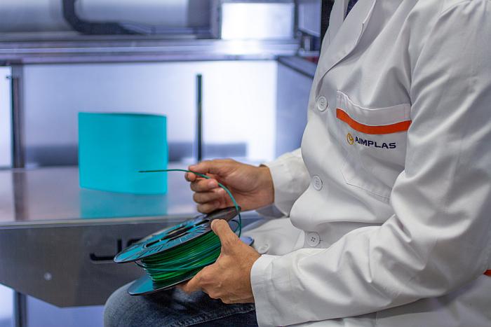 Proyecto Fa Driver, termoplásticos, conductividad térmica, impresión 3D, plásticos para fabricación aditiva, tecnología FDM, aimplas, ivace, fondos feder