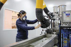 compoundig de plástico, aimplas, centro tecnológico, curso de compoundig de aimplas