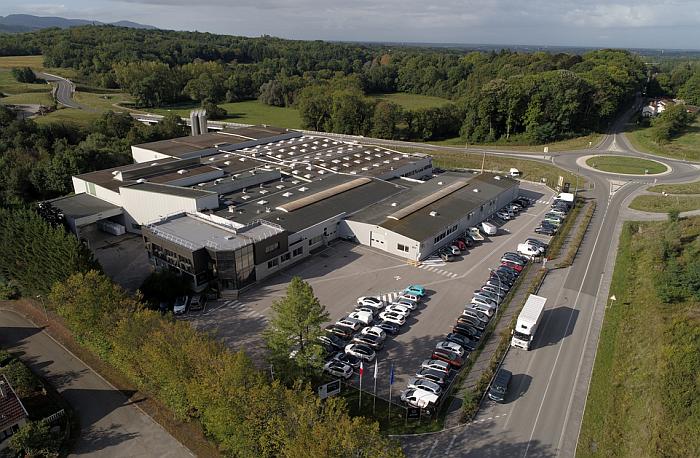 United Caps planea construir una nueva planta en Alençon (Francia)
