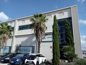 cabka, centro de innovación, innovation center, paterna, valencia, envases plásticos, plástico reciclado, innovación, investigación, materias primas renovables