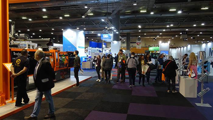 ChemPlast Expo cierra su primera edición con más de 8.000 visitantes