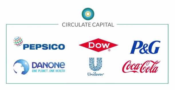 ocean conservancy, circulate capital, dow, iniciativas, medio ambiente, residuos marinos, recolección de residuos plásticos, reciclaje de residuos plásticos, industria química